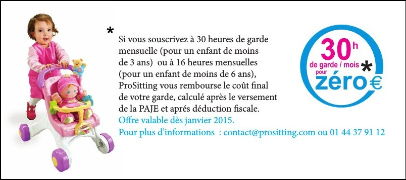 Populaire Le recrutement - Garde d'enfants Ile-de-France Paris ProSitting GN92